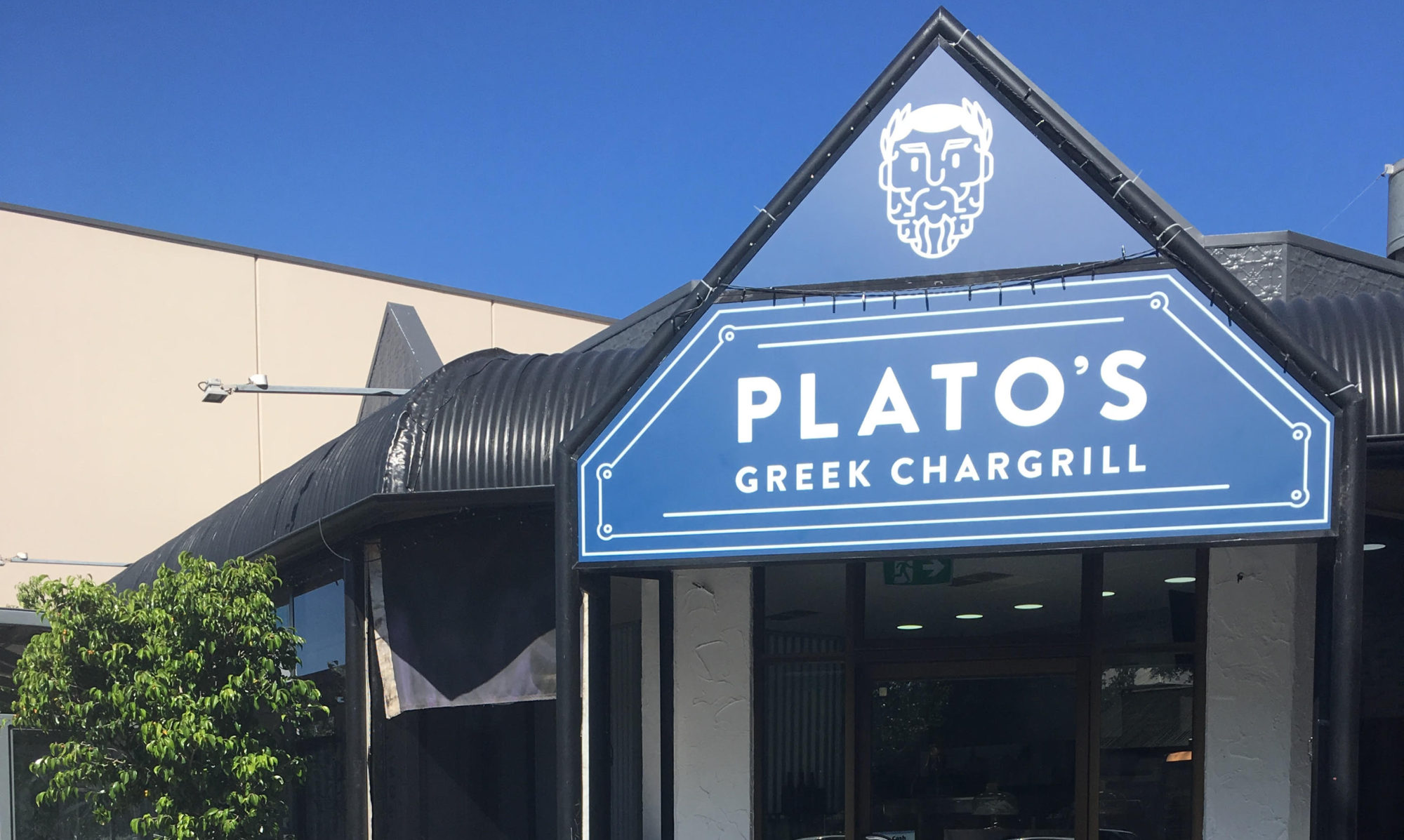 Plato's Greek Chargrill